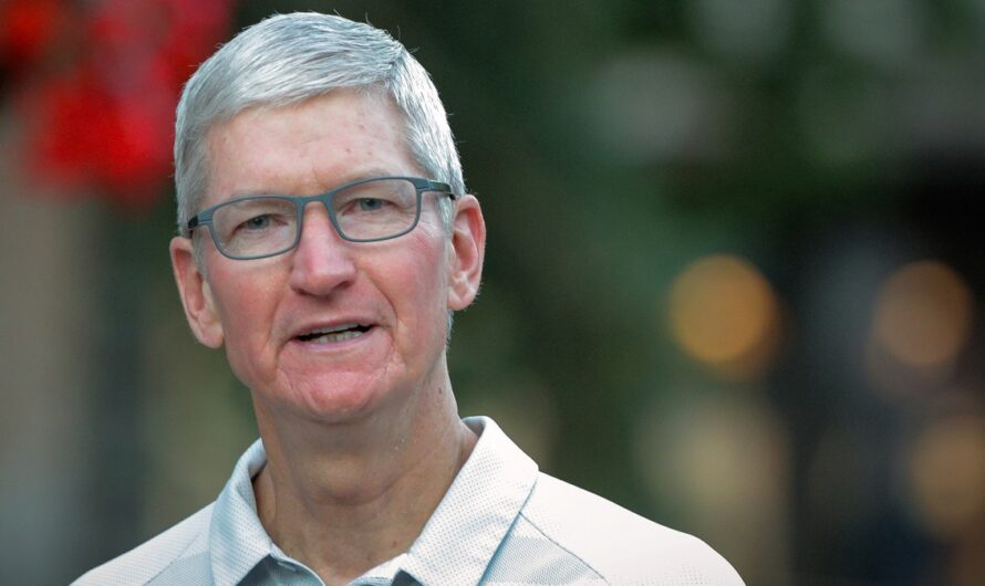 Apple CEO Tim Cook Says Parler App Could Return to App Store With Reforms